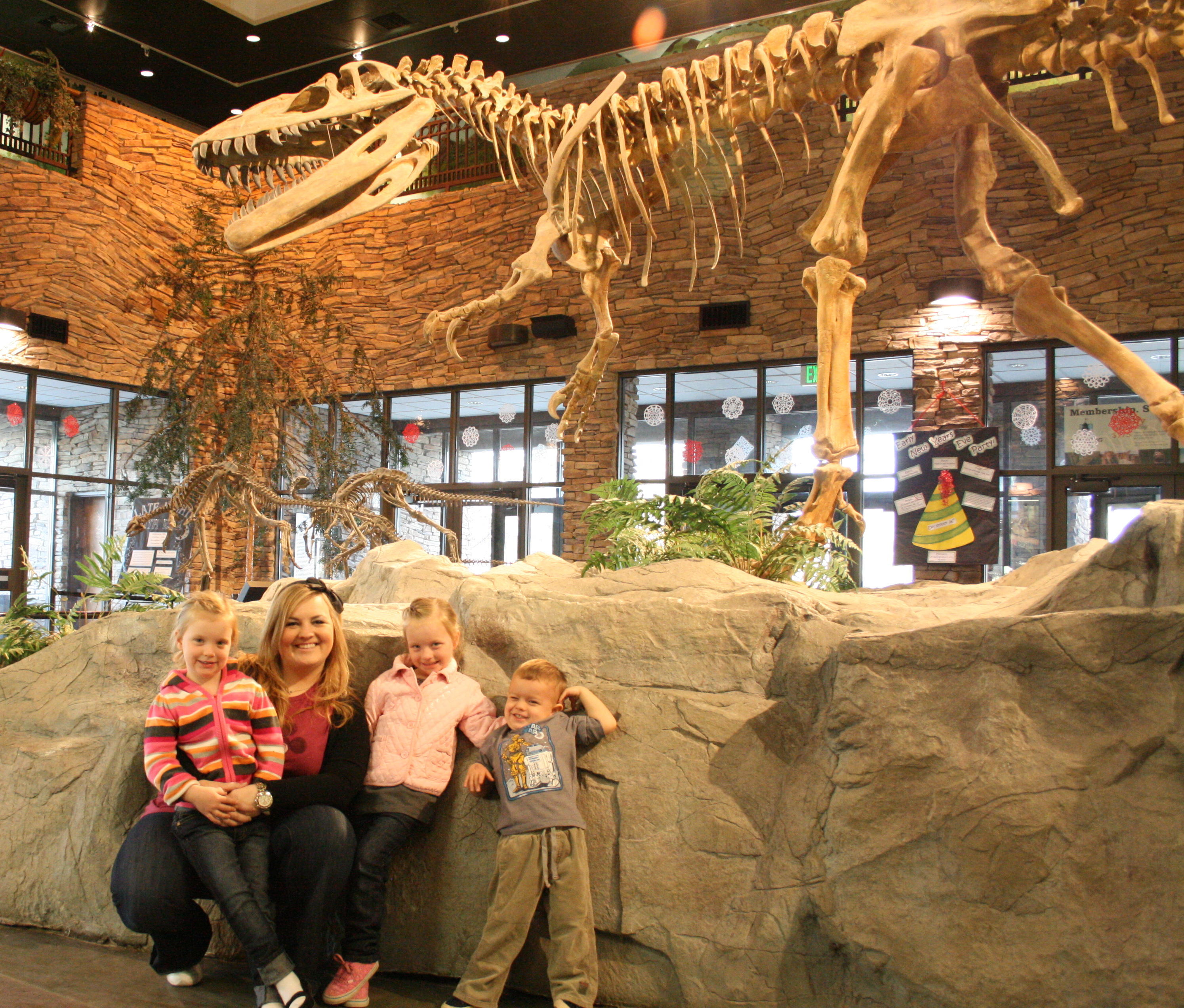Thanksgiving point dinosaur museum sweet emmeline Dinosaur museum ohio
